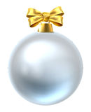 Christmas Bauble Royalty Free Stock Photography