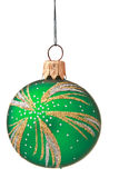 Christmas bauble isolated Stock Photos