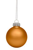 Christmas bauble isolated on white. Christmas baubles isolated on white background Stock Photo