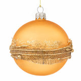 Christmas bauble Stock Image
