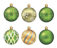 Christmas bauble Royalty Free Stock Photo