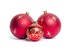Christmas Bauble Still Life Stock Photo