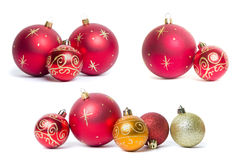 Christmas Bauble Still Life Royalty Free Stock Photography