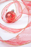 Christmas Bauble Still Life Stock Images