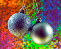 Xmas decorations Stock Photography