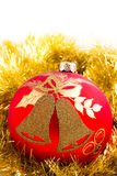 Christmas baubles decoration Royalty Free Stock Photography