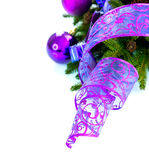 Christmas Baubles and Decorations Stock Photos