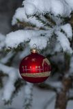 Christmas baule Royalty Free Stock Photography