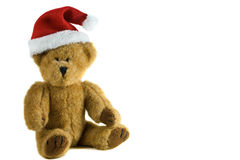 Christmas bear. stock images