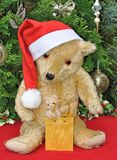 Christmas Bears Stock Images