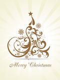 Christmas beautiful artistic background Royalty Free Stock Photos