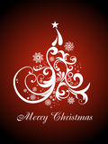 Christmas beautiful artistic background Stock Images