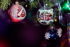 Christmas beautiful background Stock Photography