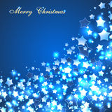 Christmas beautiful background. Vector Royalty Free Stock Image
