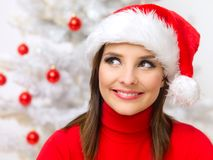 Christmas Beauty Royalty Free Stock Photos
