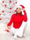 Christmas Beauty Royalty Free Stock Photo