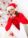 Christmas Beauty Royalty Free Stock Photos