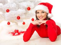 Christmas Beauty Stock Images