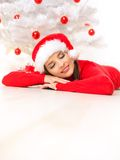 Christmas Beauty Stock Photography