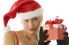 Christmas beauty Royalty Free Stock Images