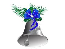 Free Christmas Bell Royalty Free Stock Image - 17044606