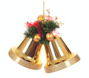 Christmas bell Stock Photos