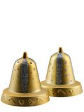 Christmas bell ornaments Stock Image