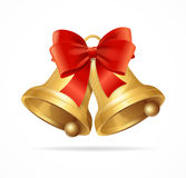 Christmas Bell. Vector Stock Photography