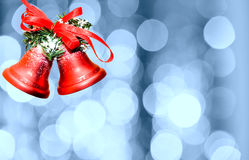 Christmas Bells Stock Photography