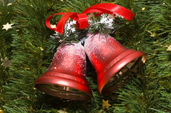 Christmas bells Royalty Free Stock Photo