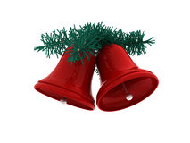 Christmas bells Royalty Free Stock Photography