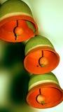Christmas Bells. Adornment Stock Photo