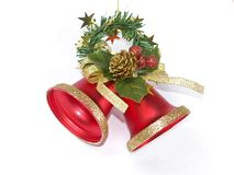 Christmas Bells Stock Images