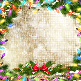 Christmas bells Background. EPS 10 Stock Photo
