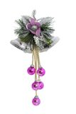 Christmas Bells clipping path Stock Photos