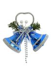 Christmas Bells clipping path Stock Photography