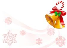 Christmas bells Design royalty free illustration
