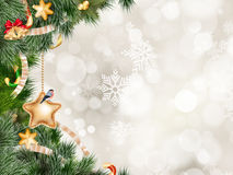 Christmas bells. EPS 10 Royalty Free Stock Images