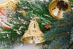 Christmas bells Royalty Free Stock Photos