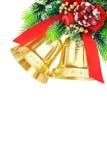 Christmas bells Stock Image