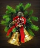 Christmas bells Royalty Free Stock Image