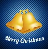 Christmas Bells Stock Photography