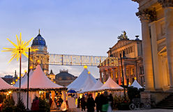 Christmas berlin Stock Photography