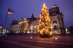 Christmas in Berlin Stock Photography