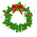 Christmas berry Royalty Free Stock Images