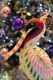 Christmas Bird - Crane Stock Photos