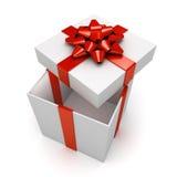 Christmas or birthday present Stock Photo