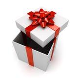 Christmas or birthday present Royalty Free Stock Photos