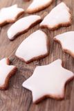 Christmas biscuit Royalty Free Stock Photos