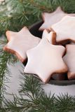 Christmas biscuit Stock Photo